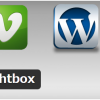 YouTube Vimeo動画をポップアップ表示 WP Video Lightbox  WordPress plugin 使い方